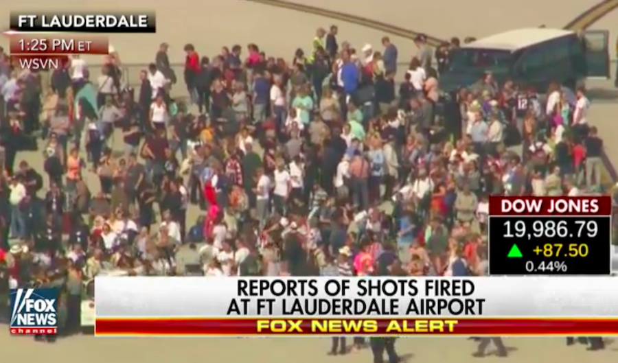 Everything We Know About The Ft. Lauderdale Airport Shooting
