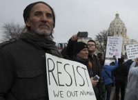 Why The 'Resistance' Won't Be The New Tea Party