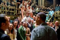 'Hamilton' Succeeds By Recreating The American Founding Myth Sans Slavery