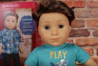 Boy Doll Completes American Girl's Transformation Into Bigger Barbie