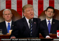 Donald Trump's First Congressional Address Was The Speech People Needed To Hear