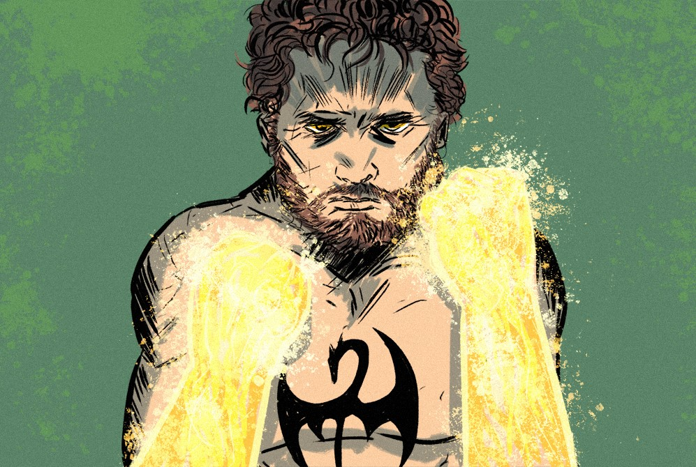SJWs Hound White Male Finn Jones For Taking White Male's Role In 'Iron Fist'