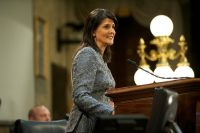 Facing Her First World Crisis, Nikki Haley Easily Outshines Obama's UN Ambassadors