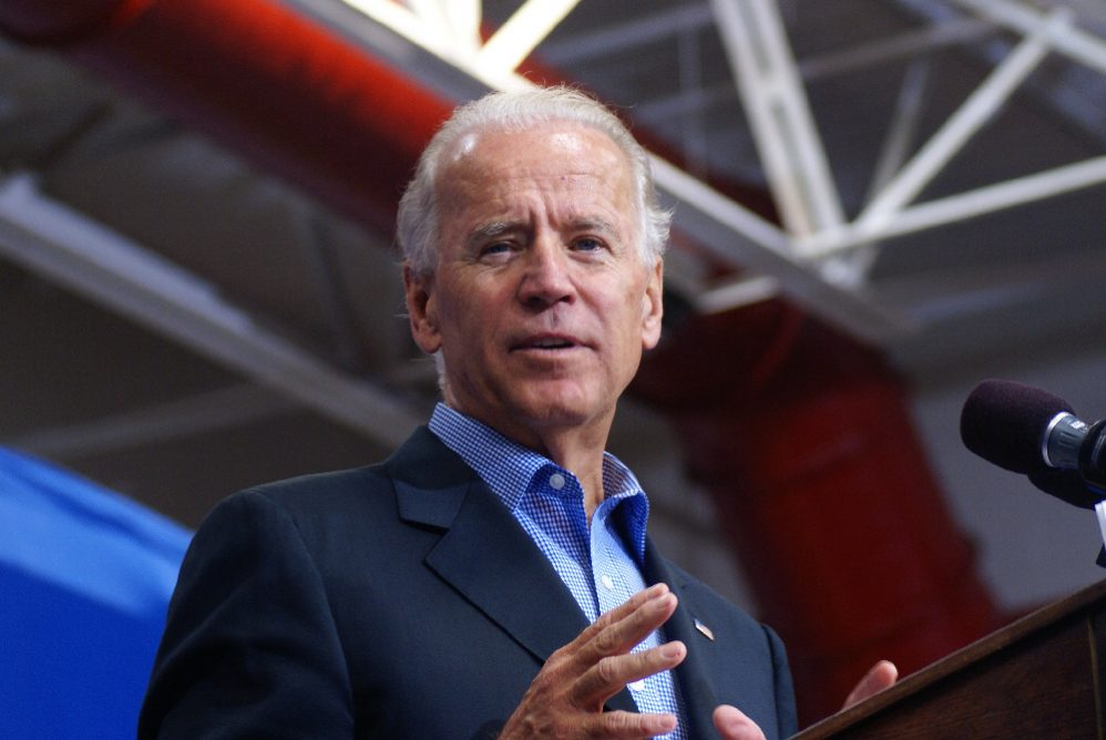 In New Poll, Biden Sees Big Drop Among Democrats As Warren, Sanders Rise