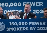 De Blasio's Anti-Smoking Crusade Will Only Hurt New Yorkers