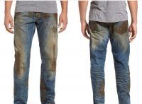 Let's All Do More Than Just Forget Nordstrom's $425 Muddy Jeans Ever Happened