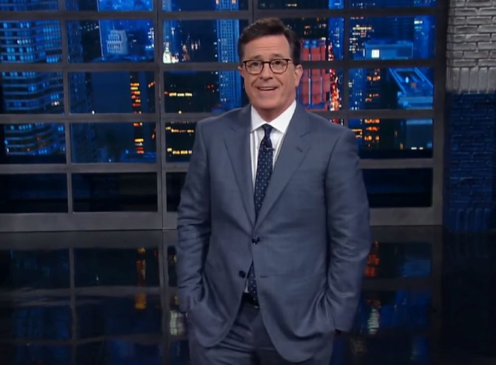 The FCC's Investigation Of Stephen Colbert Is Normal, But Shouldn't Be