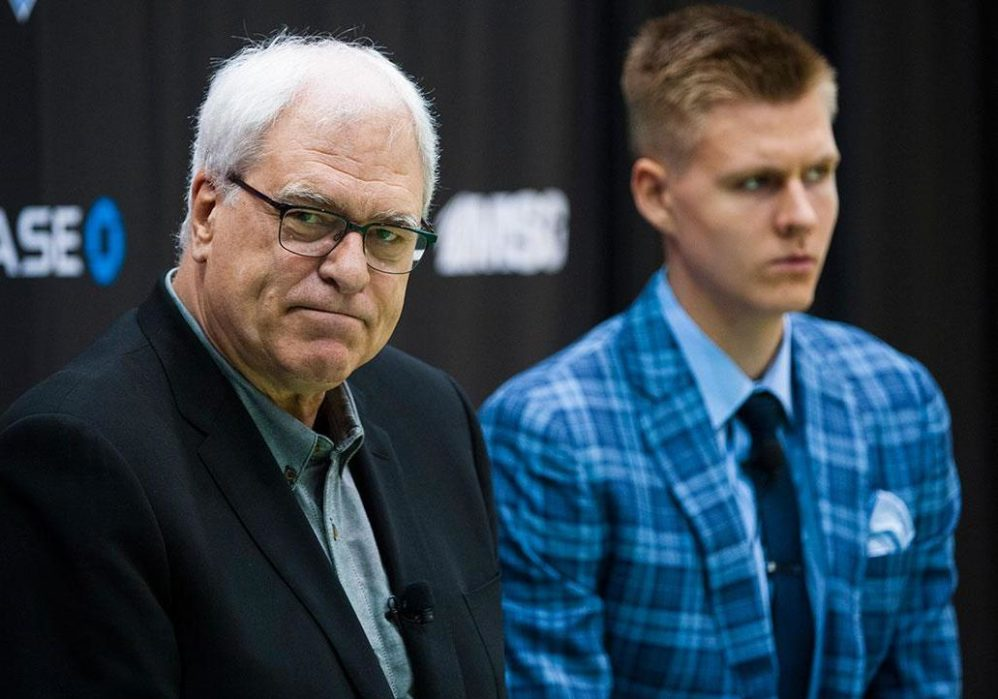 Phil Jackson Teaches Us An Important Lesson: Never Confuse Luck With Talent