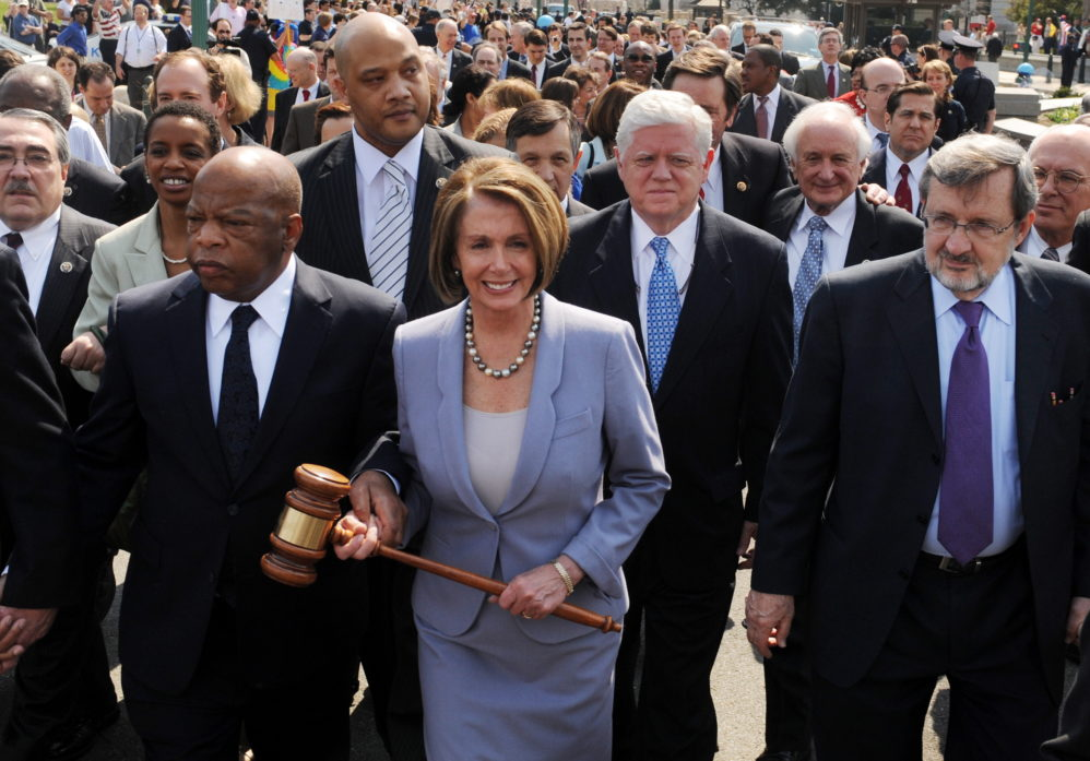 Democrats Have Already Decided To Impeach. They Should Just Go Ahead And Vote