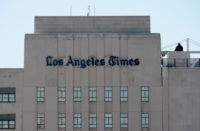Los Angeles Times Speaks Out About 300 Anti-Trump Editorials