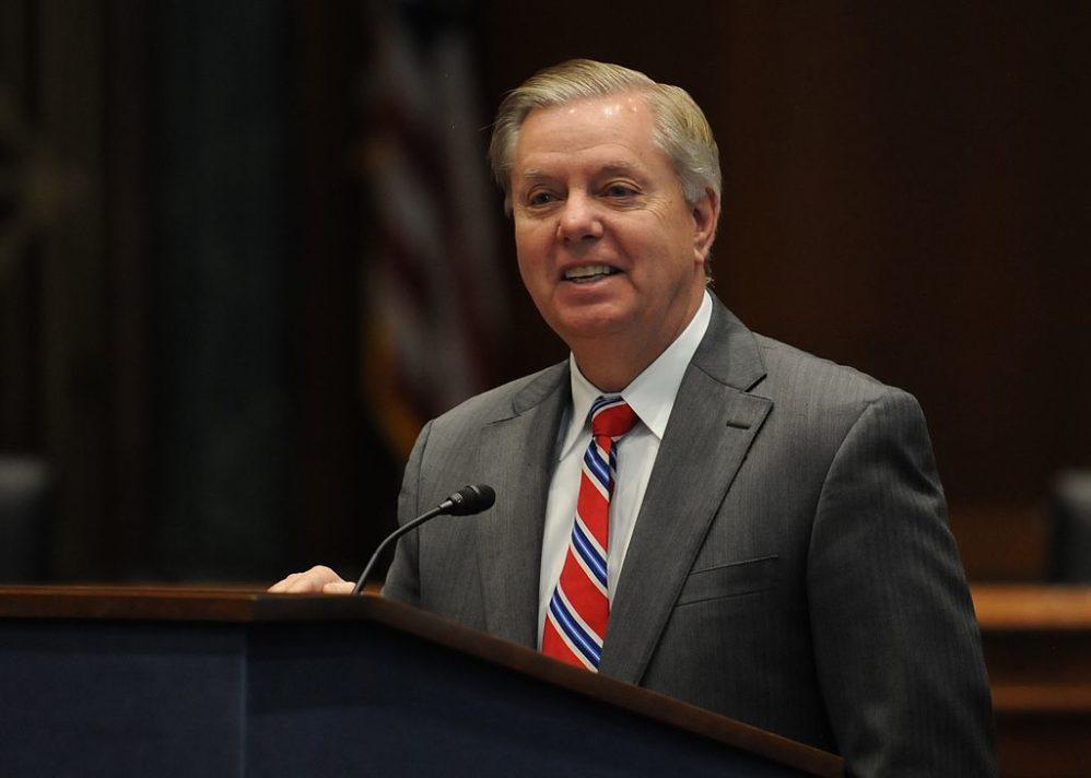 Democrat Strategist Wishes Death On Sen. Lindsey Graham After He Tests Positive For COVID
