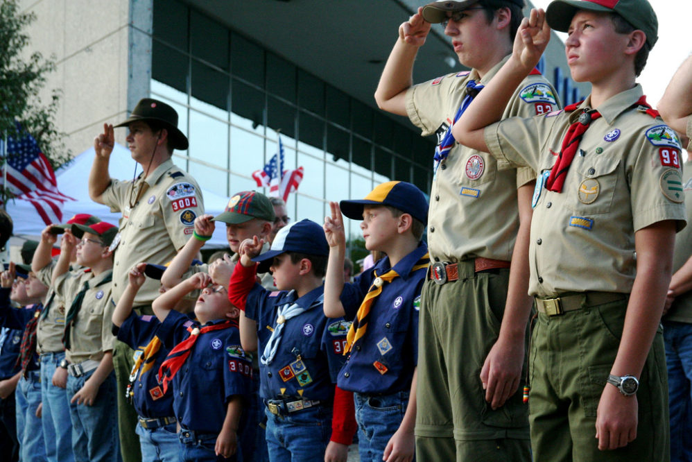 In Another Show Of Desperation, Boy Scouts Opens Cub Scouts To Girls