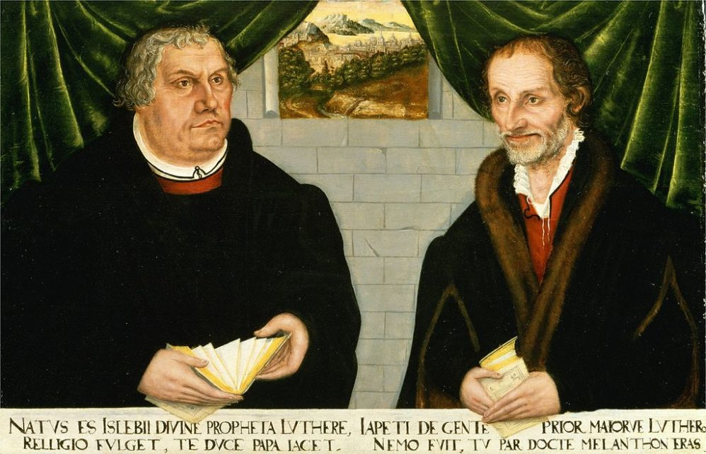 Here's The Reformation Day 411 For Its 500th Anniversary Today