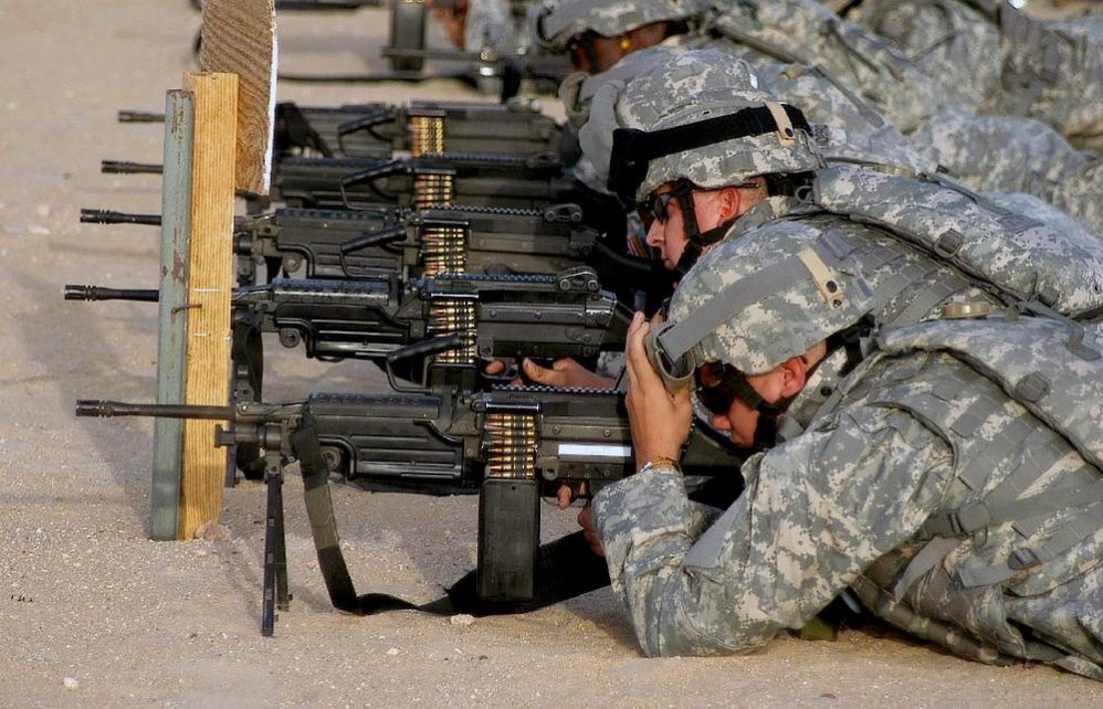 Here Are The Actual Federal Laws Regulating Machine Guns In The U.S.