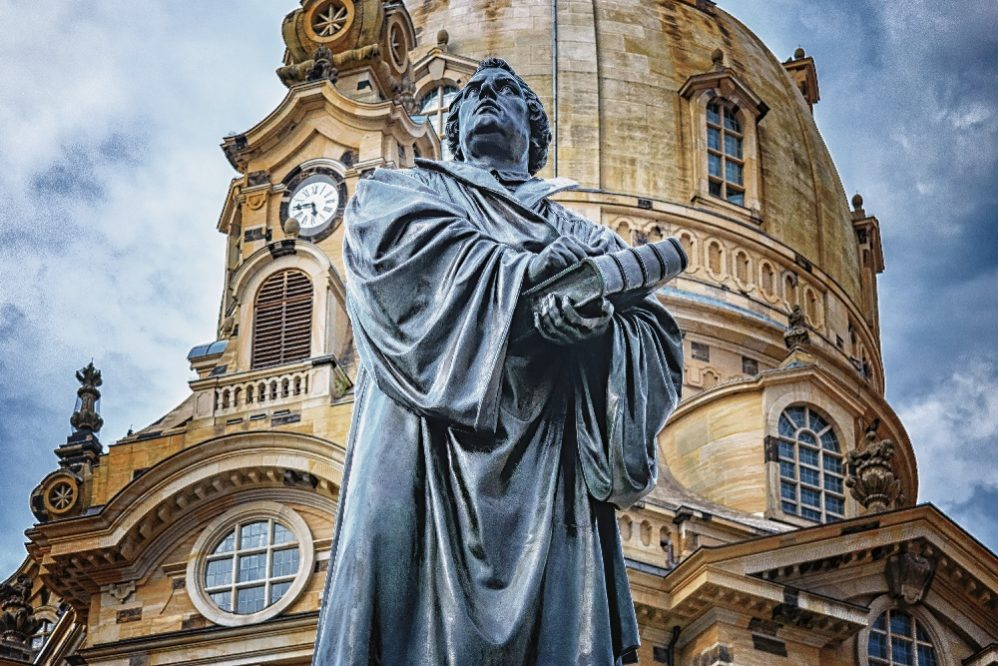 5 Ways To Not Celebrate The Reformation's Quincentenary This Year