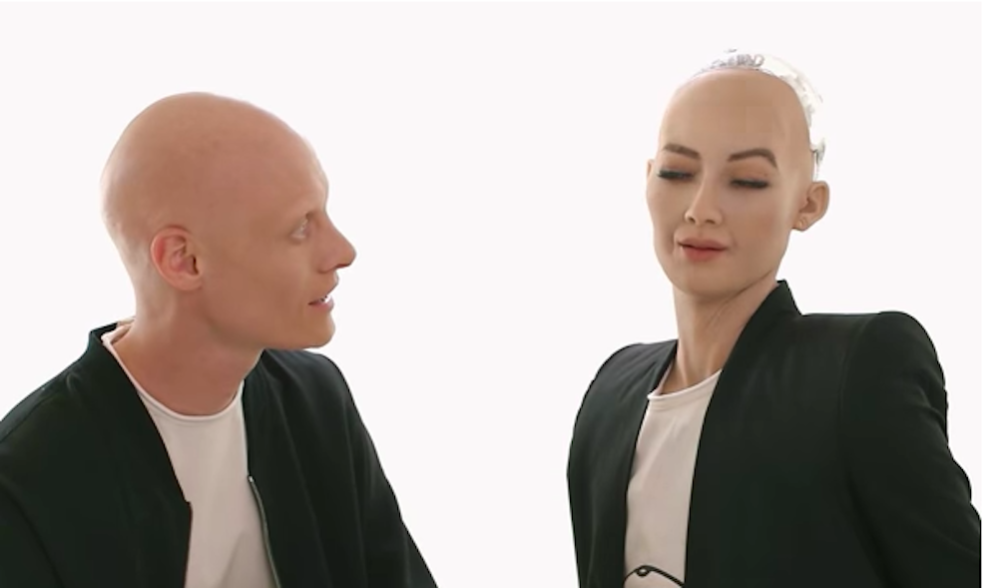 Sophia, The Nightmarish Talking Robot, Says She Won't Kill Humans, Wants A Family Of Her Own