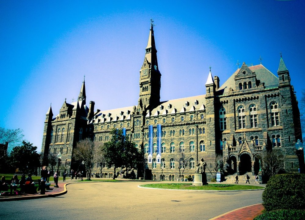 Georgetown University To Offer 'Jesuit-Approved' LGBTQ-Only Housing