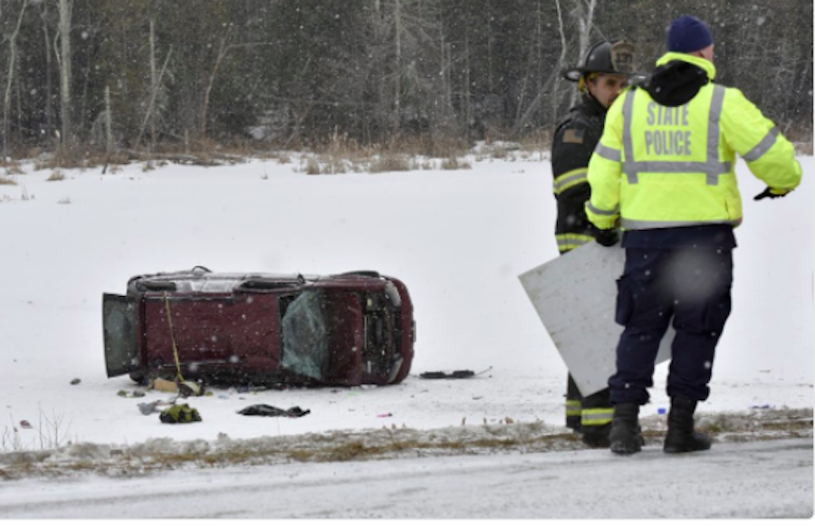Mom Killed In Crash On Her Way To Hospital To Give Birth, Baby Miraculously Survives