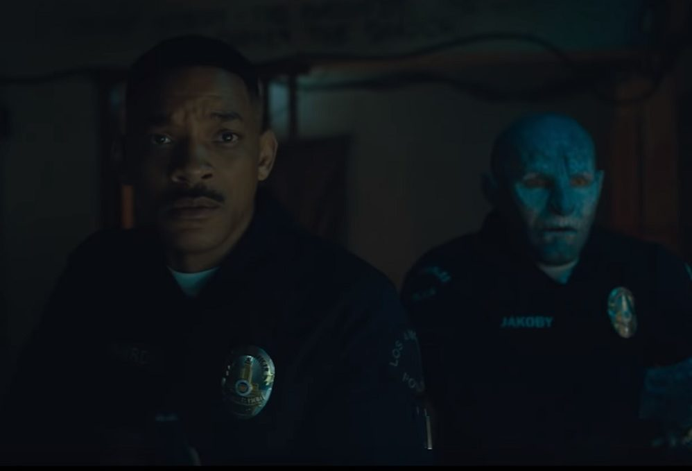 Shoving PC Down Viewers' Throats Made 'Bright' A Terrible Movie