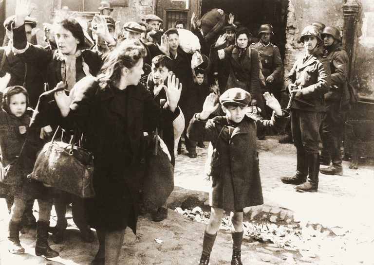 a history of the jewish holocaust in the second world war Find out more about the history of the holocaust during the second world war create a homeland for jewish survivors of the holocaust would lead to a.
