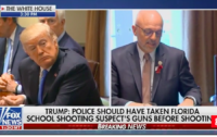 6 Of The Most Insane Moments At Trump's Gun Control Bill Meeting