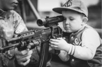 I Bought A Military Rifle At Age Nine. That Was Normal, And There Were No Mass Shootings