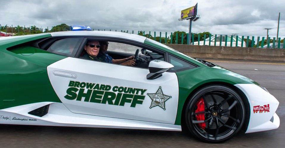Sheriff Scott Israel Exemplifies The Failures Of Our Institutions