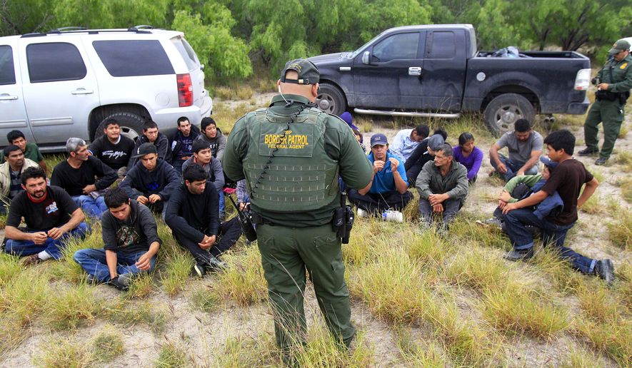Border Crisis Deepens: More Than 132K Arrested Last Month
