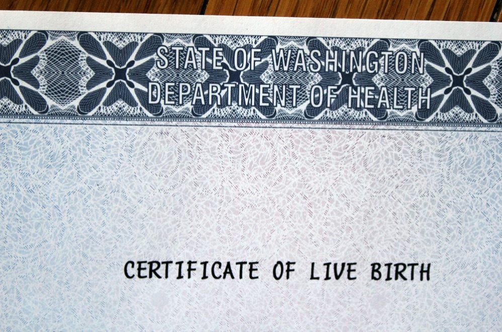 ACLU Demands Ohio Birth Certificates Lie About Transgender People's Sex