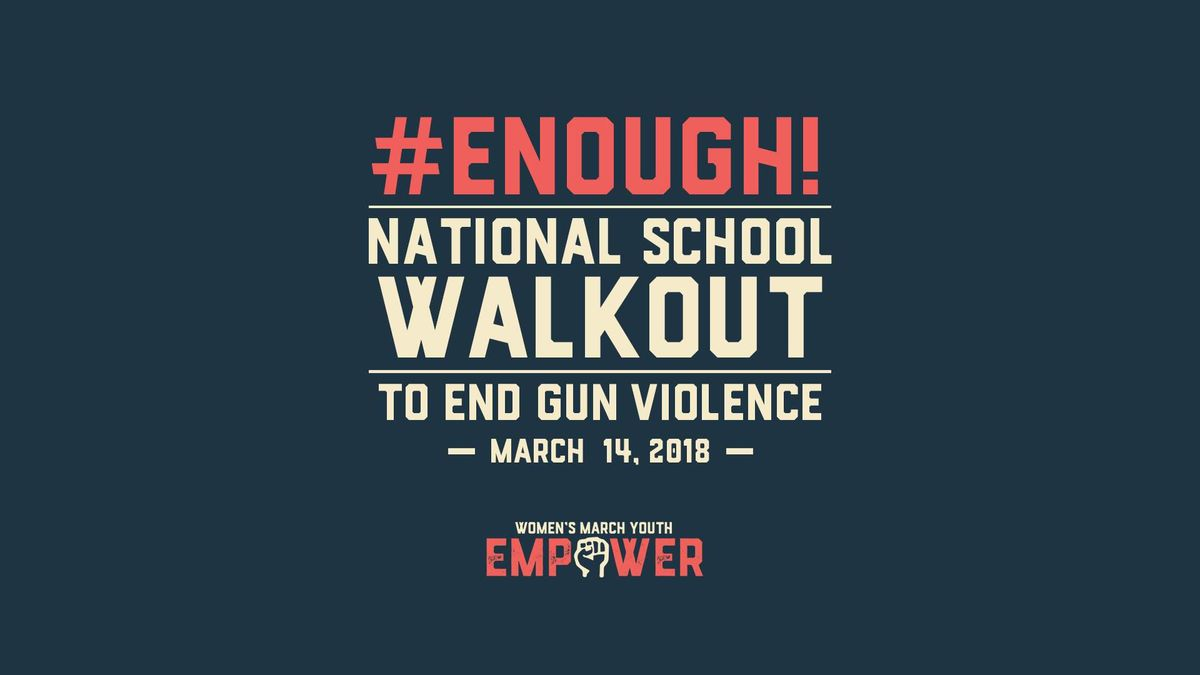 The National School Walkout Sums Up Our Middle School Politics