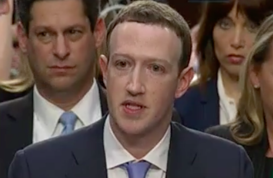 Seriously, What Is Going On With Mark Zuckerberg's Hair?