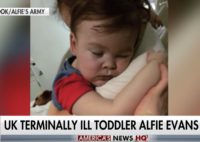 Alfie Evans Is What Happens When Kids Belong To Society Instead Of To Parents