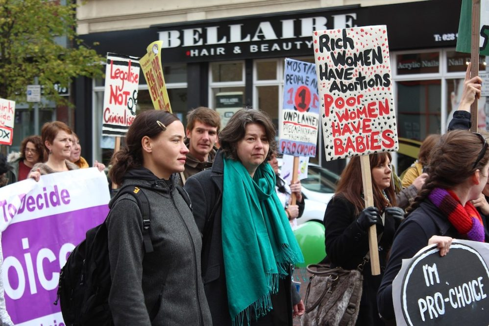 The Repeal Of Ireland's Abortion Ban Marks A New Paganism