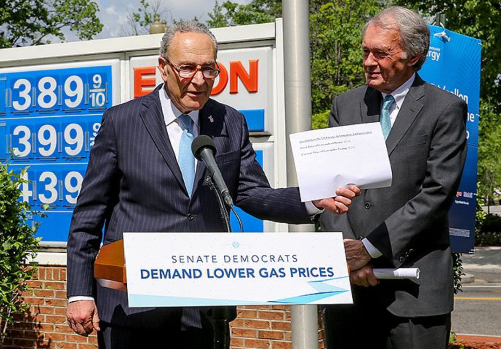 Why Aren't Liberals Celebrating Higher Gas Prices? It's What They Want