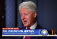 WATCH: Bill Clinton Comes Unstuck At Prospect Of Apologizing To Monica Lewinsky
