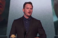 Watch Chris Pratt Preach The Gospel On MTV