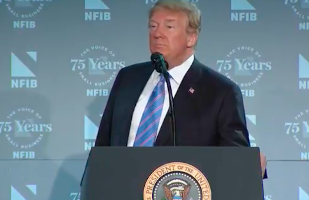 Trump To Business Owners: Southern Border Lawlessness Hurts U.S. Economy