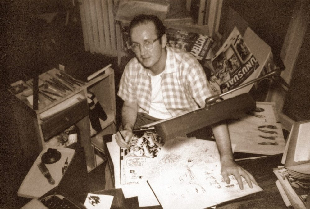 Steve Ditko's Great Gift To The World: 'With Great Power Comes Great Responsibility'