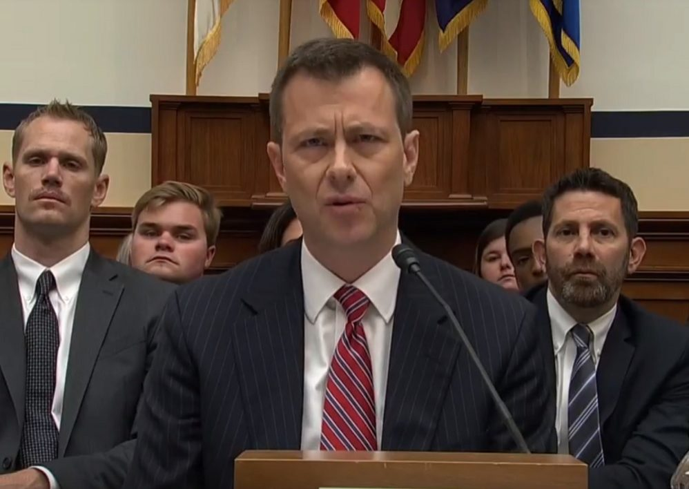 5 Key Takeaways From The House Hearing With FBI Counterintelligence No. 2 Peter Strzok