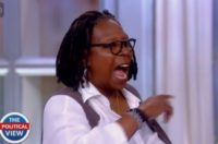 Watch 'The View' Devolve Into Chaos When Whoopi And Jeanine Pirro Verbally Attack Each Other On Set