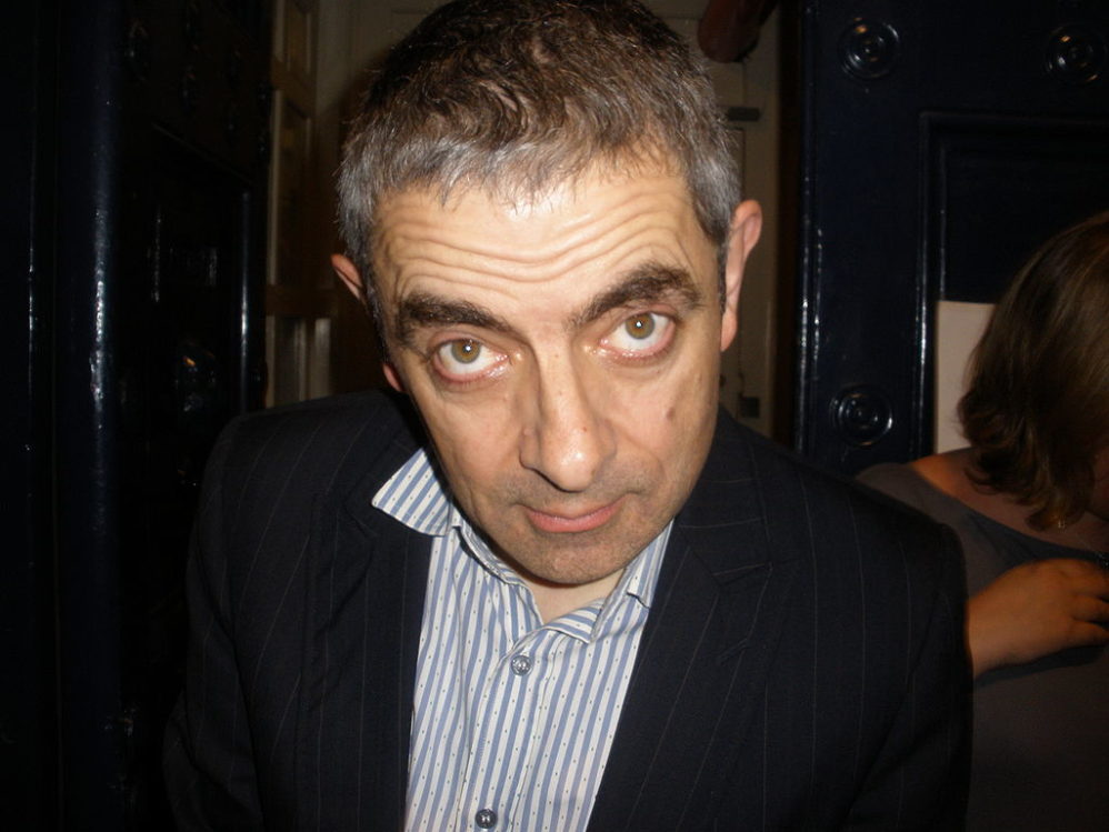 Actor Rowan Atkinson Defends MP Joke Comparing Burkas To Mailboxes