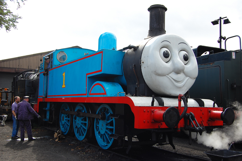 Thomas The Train Is Chugging Out United Nations-Themed Episodes