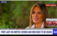 Melania Trump Speaks Out: Accusers 'Need To Have Really Hard Evidence'