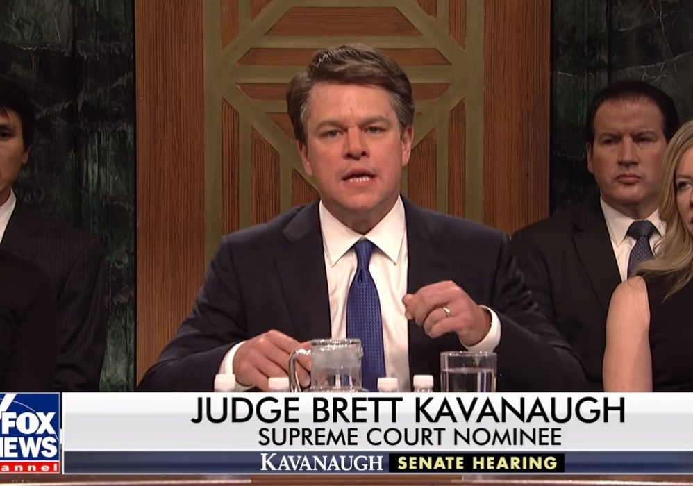 From Kavanaugh To Kanye, The SNL Premiere Was A Study In Contrasts
