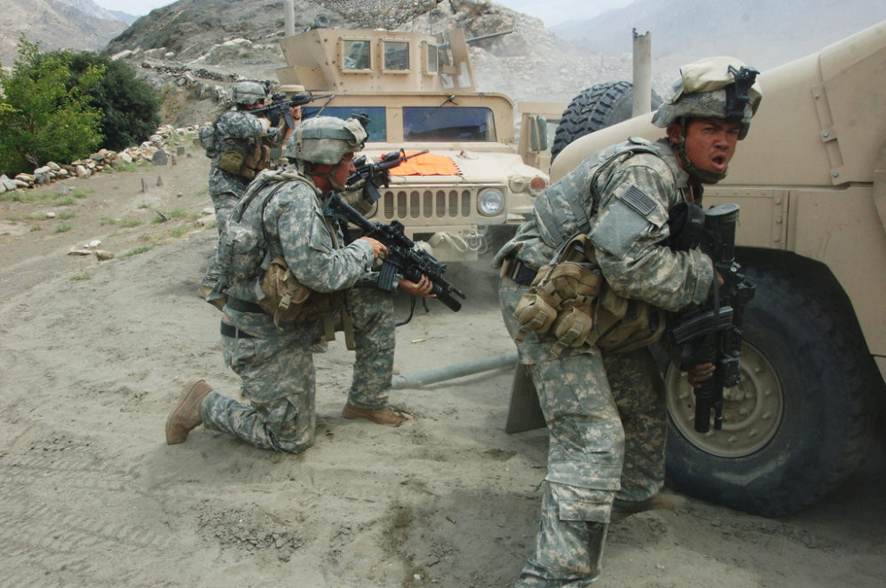 Are Americans Forgetting The Troops Currently Dying In Afghanistan?