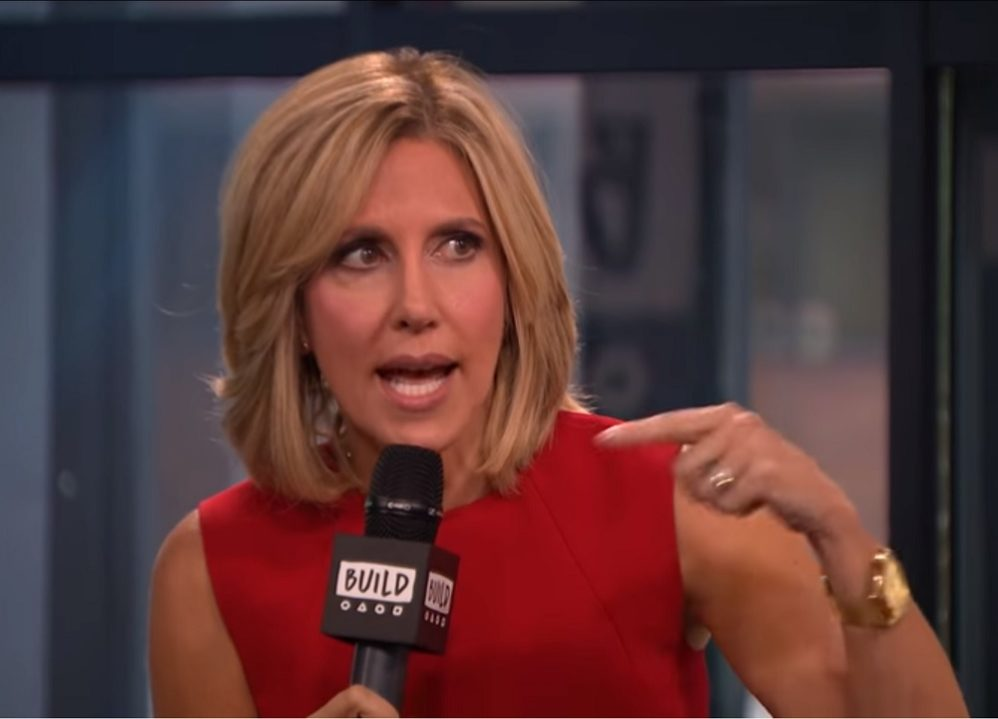 CNN Anchor Alisyn Camerota Compares Trump, Kavanaugh To Roger Ailes