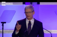 Apple CEO Tim Cook: It's A 'Sin' To Not Ban Bad People From Tech Platforms