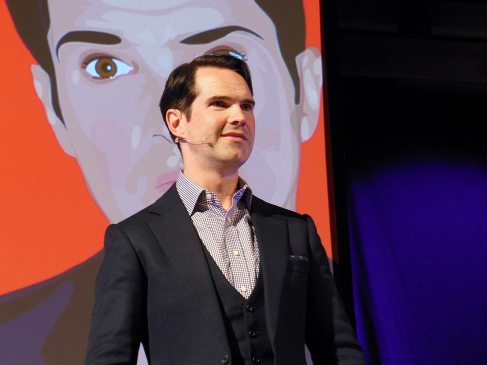 20 Jokes That Didn't Stop Netflix From Giving Jimmy Carr A Show