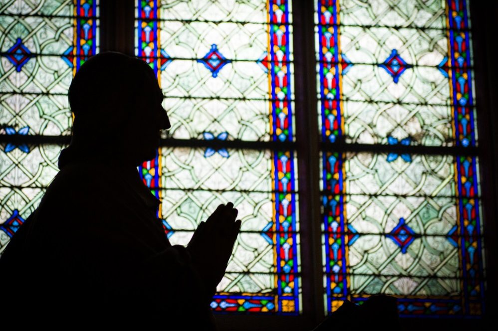 How Americans' Social Distrust Points The Way To Religious Revival