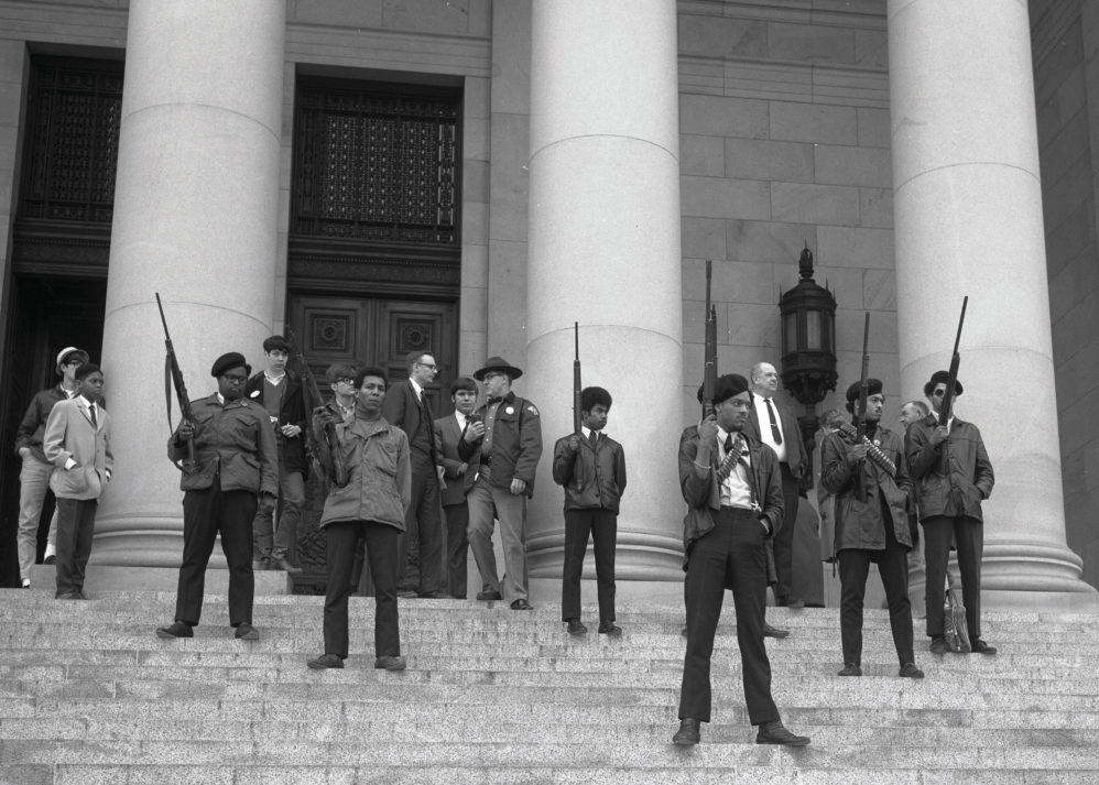 The Black Panthers Were Murderous Thugs Who Don't Deserve Public Accolades